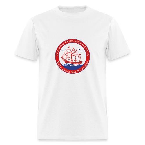 Circle_Bkgrnd - Men's T-Shirt