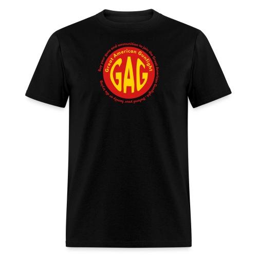 Great American Gunfight - Men's T-Shirt