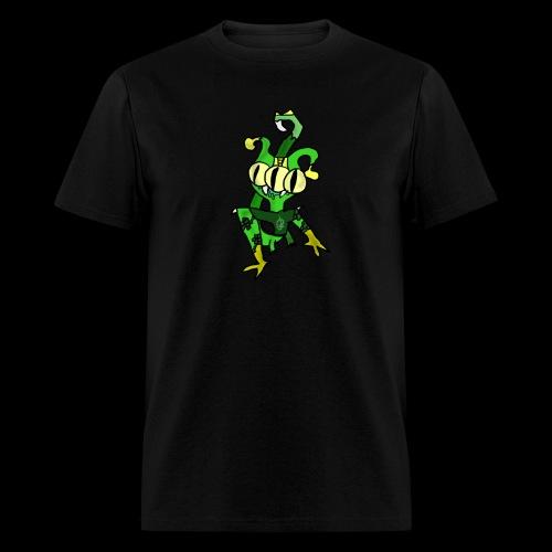 Three-Eyed Alien - Men's T-Shirt