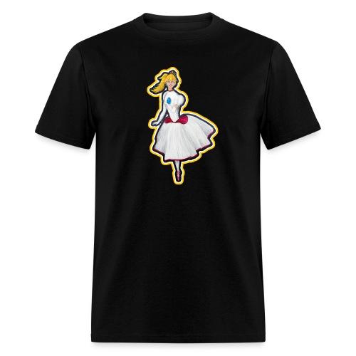 Fire-Pesh-Shirt - Men's T-Shirt