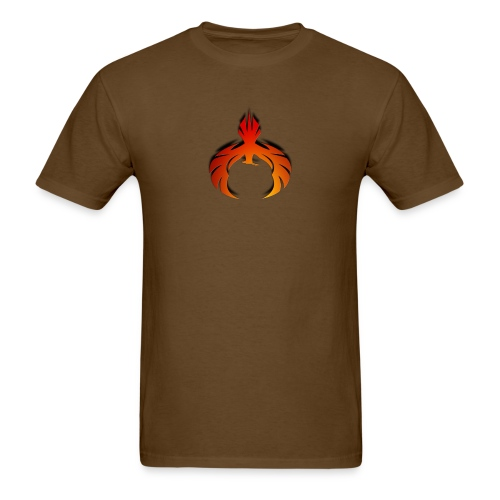 Downphoenix Phoenix Logo - Men's T-Shirt