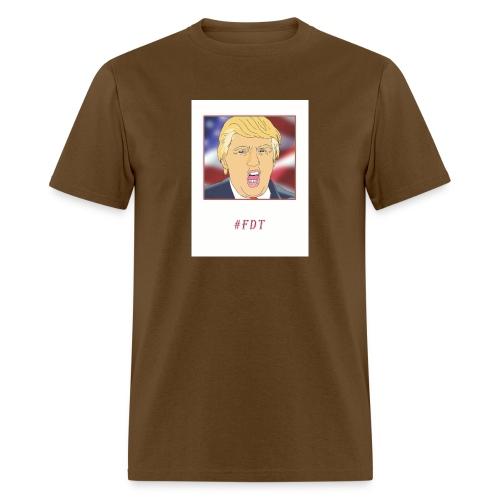 Fuck Donald Trump! - Men's T-Shirt