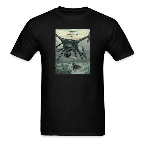 Shadow - Men's T-Shirt