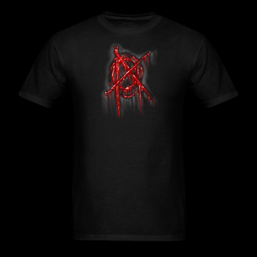 Anarchy In the flesh - Men's T-Shirt