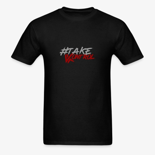 #TakeKontrol Logo - Men's T-Shirt