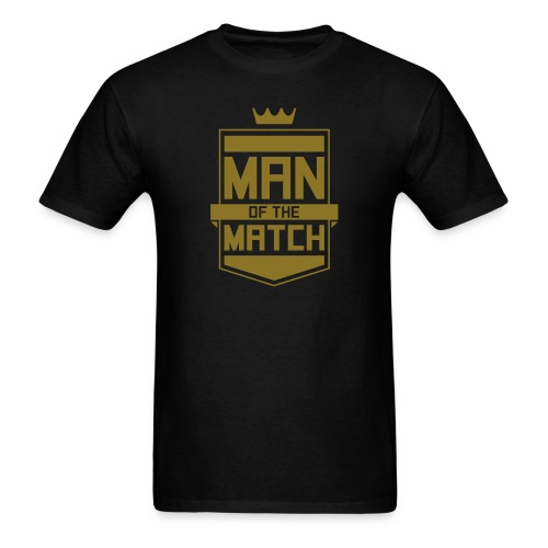Man of the Match - Men's T-Shirt