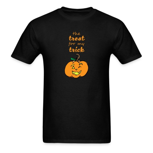 Trick or Treat Maternity - Men's T-Shirt