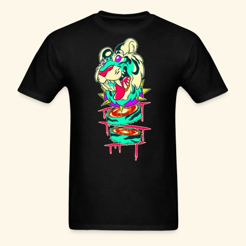 - Decaptiger - - Men's T-Shirt