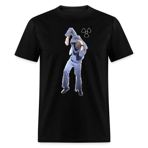 CHERNOBYL CHILD DANCE! - Men's T-Shirt