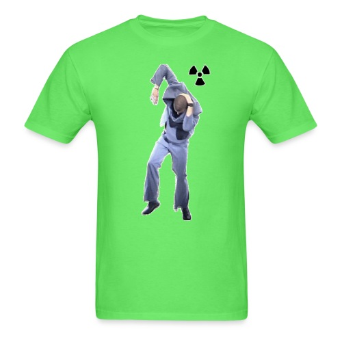 CHERNOBYL CHILD DANCE! - Men's T-Shirt