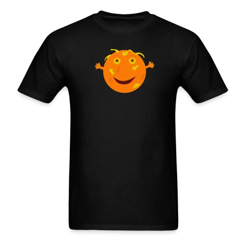 the sun t shirt png 2 - Men's T-Shirt