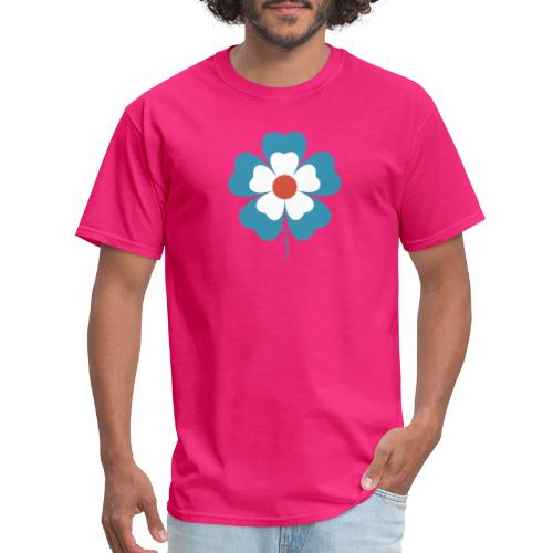flower time - Men's T-Shirt