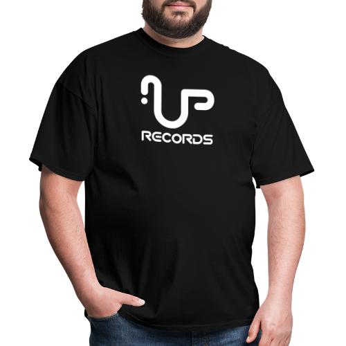 UP Records Modern Logo - Men's T-Shirt