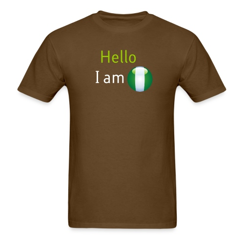 nigerian - Men's T-Shirt