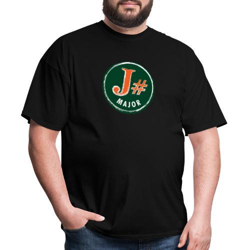 J#Major - Men's T-Shirt
