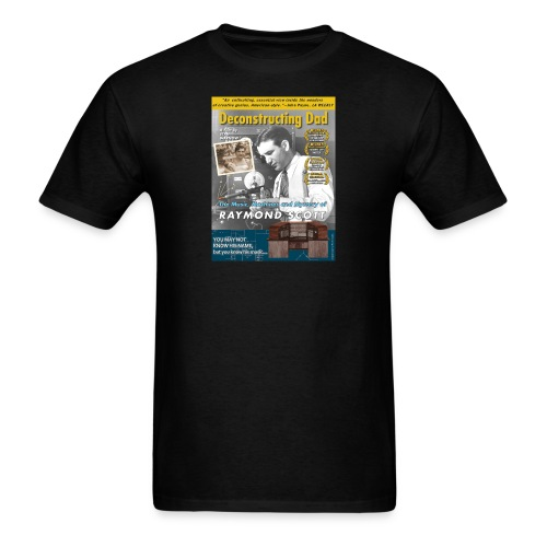 postr for tshirt - Men's T-Shirt