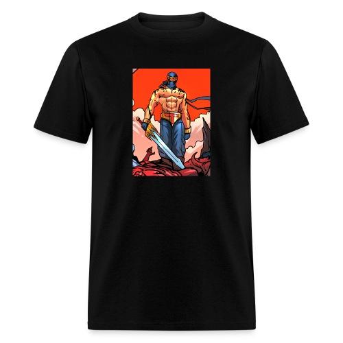 P4TD png - Men's T-Shirt