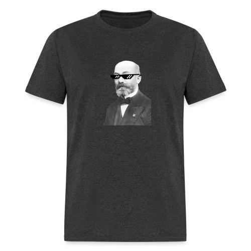 Zamenhof Shades (BW) - Men's T-Shirt