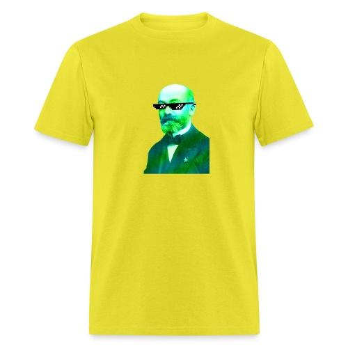 Green and Blue Zamenhof - Men's T-Shirt