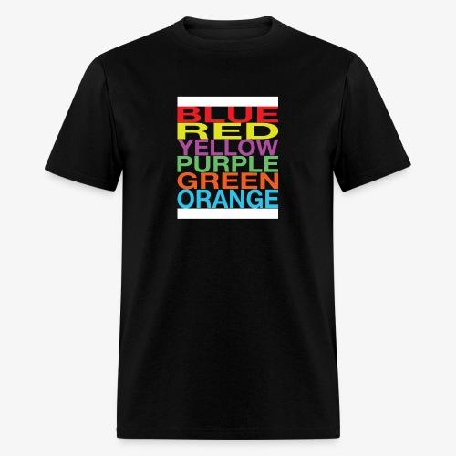 Color Confusion - Men's T-Shirt