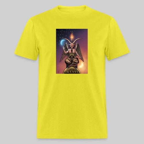 Classic Baphomet - Men's T-Shirt
