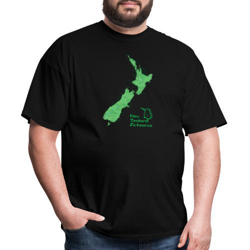 New Zealand's Map - Men's T-Shirt
