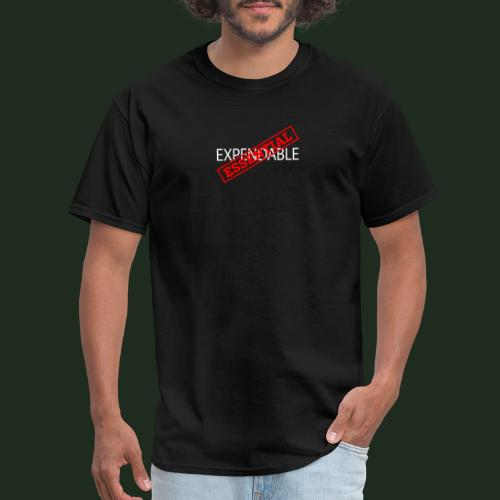 Esspendable - Men's T-Shirt