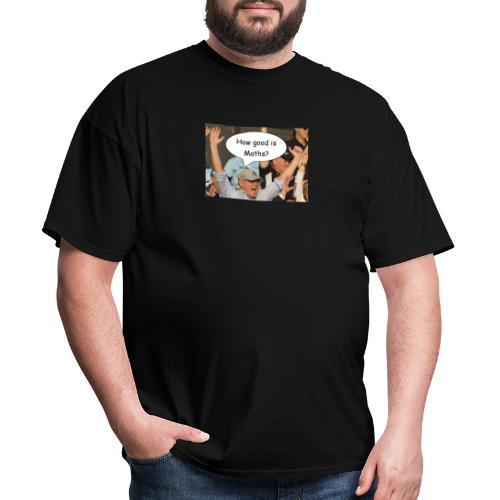 how good is maths scomo - Men's T-Shirt