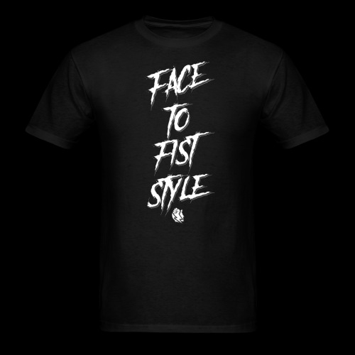 Face To Fist Style - Men's T-Shirt
