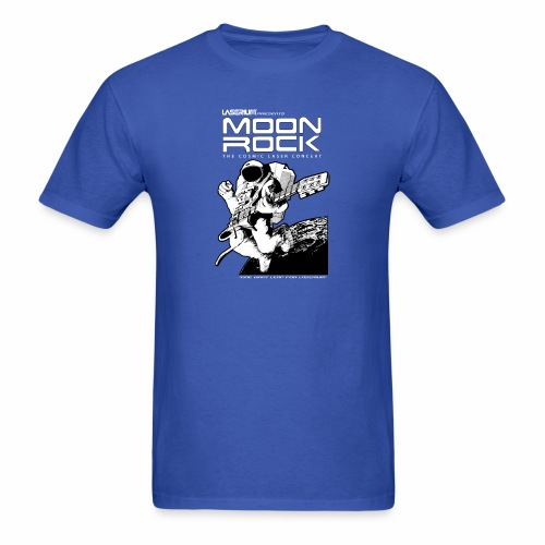 Classic Moon Rock - Men's T-Shirt