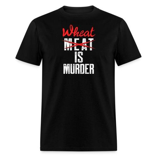 Wheat is Murder - Men's T-Shirt