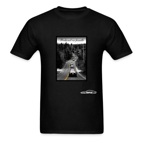 Quebec BRZ - Men's T-Shirt