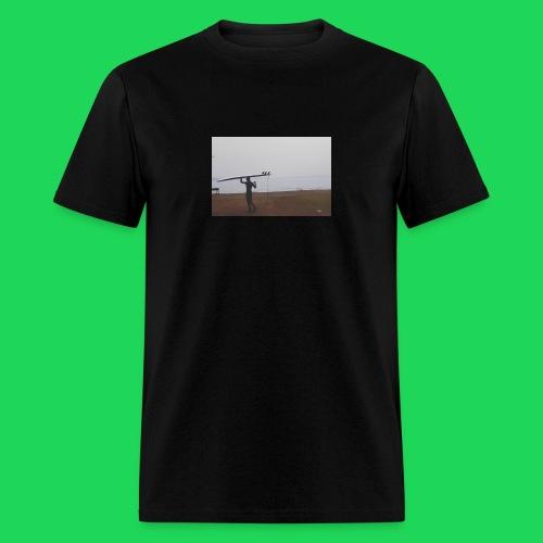 Surfer chick - Men's T-Shirt