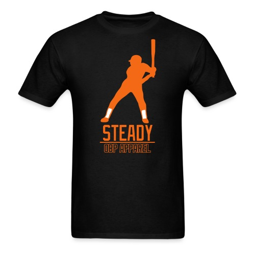 steady - Men's T-Shirt
