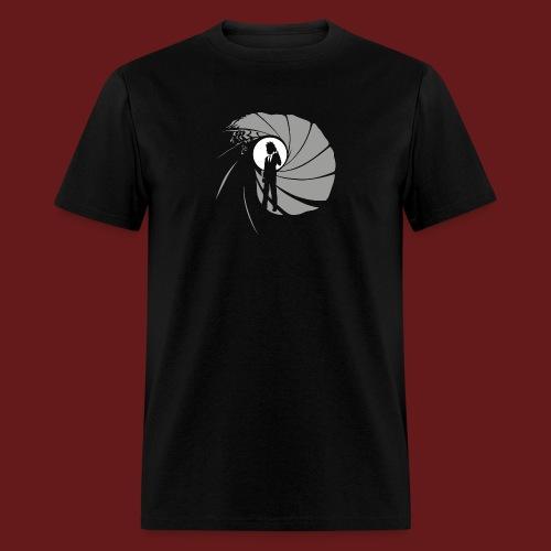 James Bond 1 png - Men's T-Shirt