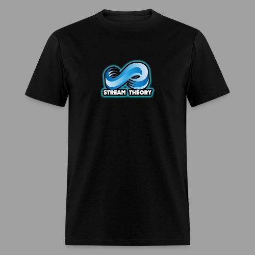 Stream Theory - Men's T-Shirt