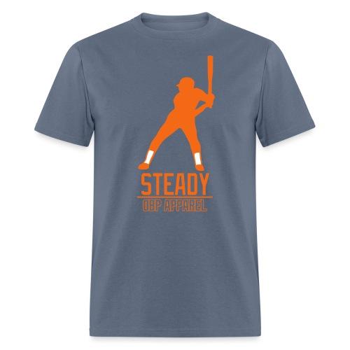 steady - Men's T-Shirt