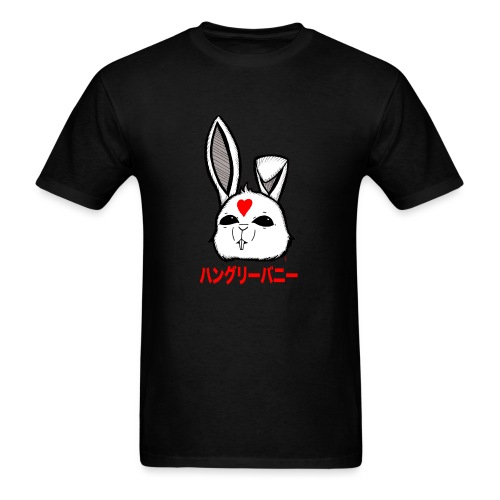 Hungwy Bun - Men's T-Shirt