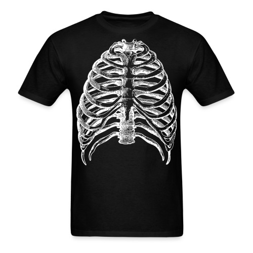 Human Rib Cage - Men's T-Shirt