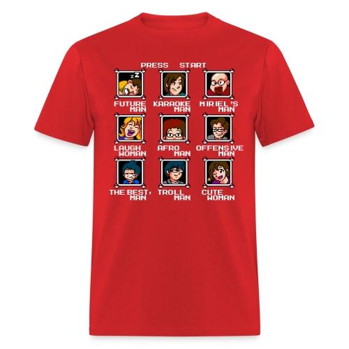 advideogame tshirt png - Men's T-Shirt