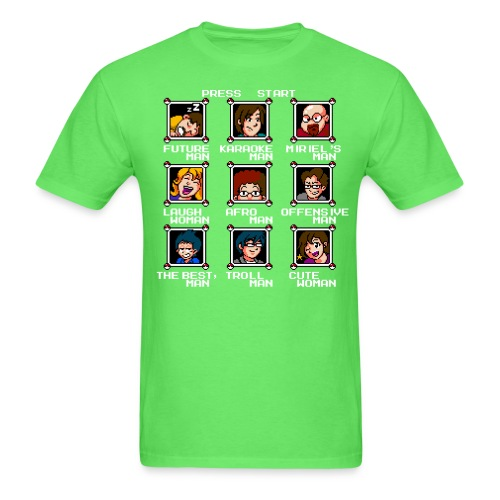 advideogame tshirt png - Men's T-Shirt