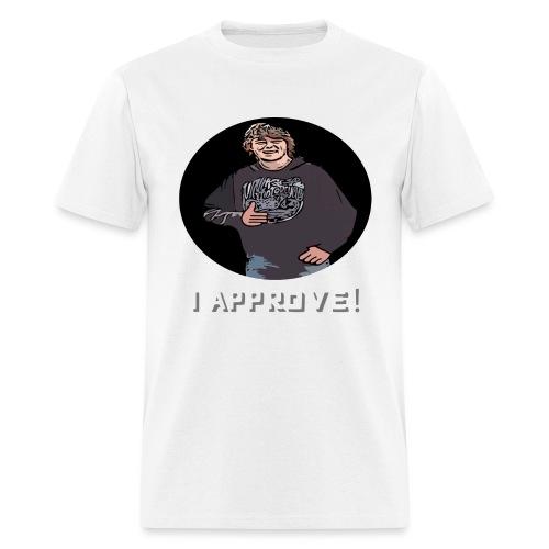 nissen approves4 - Men's T-Shirt