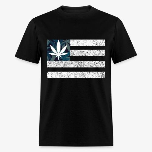 weedflag - Men's T-Shirt