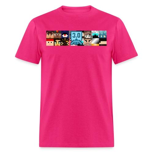 faces3 0 - Men's T-Shirt
