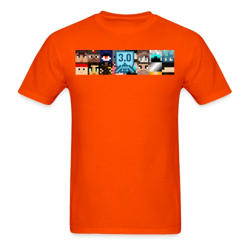 faces3 0 - Men's T-Shirt