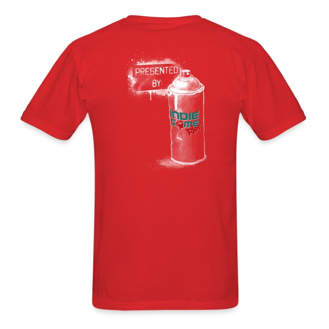 IRX Shirt front