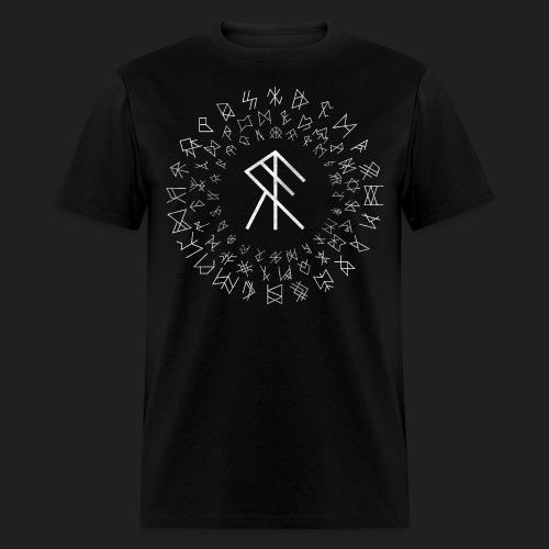Runed Age - Men's T-Shirt