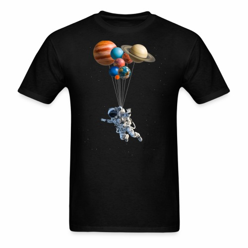 Space Balloons | Space Force T-Shirt - Men's T-Shirt