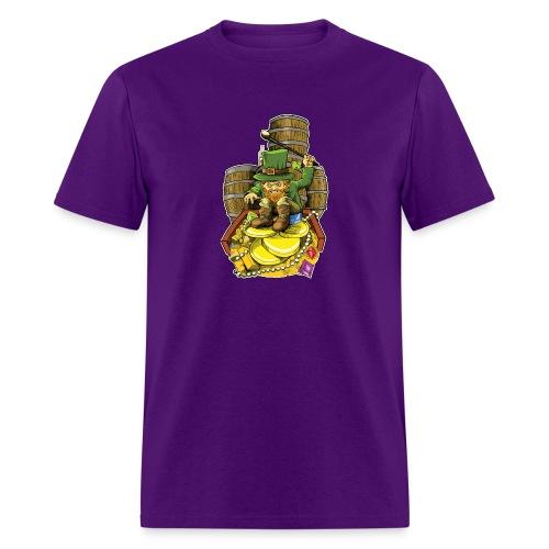 Angry Irish Leprechaun - Men's T-Shirt