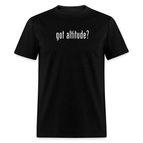 got altitude - Men's T-Shirt